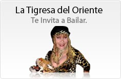 La Tigresa del Oriente