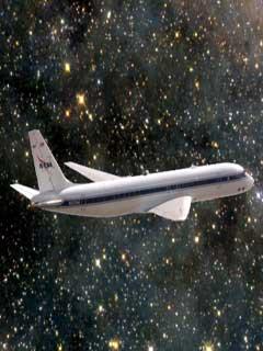 Aviones de Xenu